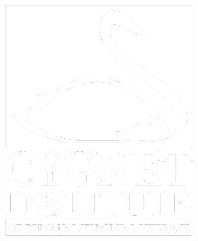 Cygnet Institute logo, Personal Financial Literacy